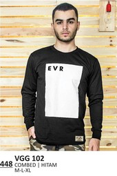 Kaos T shirt Pria Everflow VGG 102