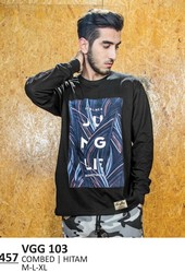 Kaos T shirt Pria Everflow VGG 103