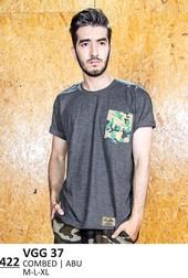 Kaos T shirt Pria VGG 37