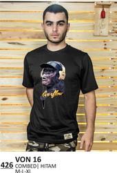 Kaos T shirt Pria VON 16