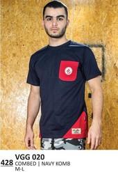 Kaos T shirt Pria VGG 020