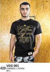 Kaos T shirt Pria VGG 001