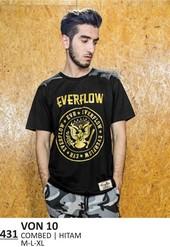 Kaos T shirt Pria VON 10