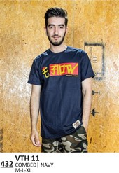 Kaos T shirt Pria VTH 11