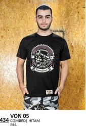 Kaos T shirt Pria VON 05