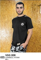 Kaos T shirt Pria VGG 008