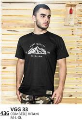 Kaos T shirt Pria VGG 33