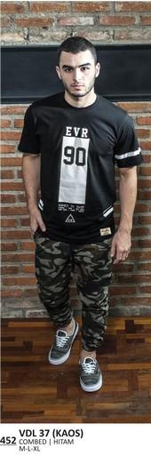 Kaos T shirt Pria VDL 37