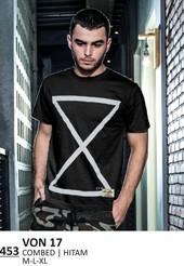 Kaos T shirt Pria VON 17