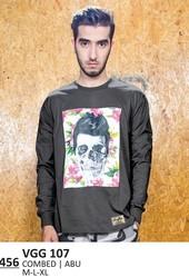 Kaos T shirt Pria VGG 107
