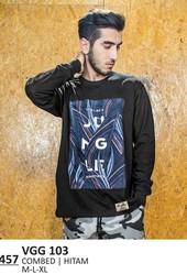 Kaos T shirt Pria VGG 103