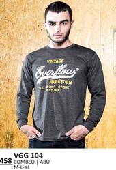 Kaos T shirt Pria VGG 104