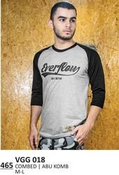 Kaos T shirt Pria VGG 018