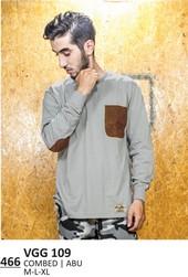 Kaos T shirt Pria VGG 109