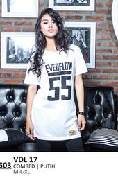 Kaos T Shirt Wanita VDL 17