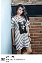 Kaos T Shirt Wanita VDL 20