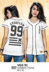 Kaos T Shirt Wanita VGG 91