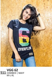 Kaos T Shirt Wanita VGG 62