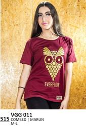 Kaos T Shirt Wanita VGG 011