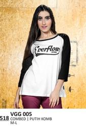 Kaos T Shirt Wanita VGG 005