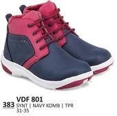 Sepatu Anak Laki VDF 801