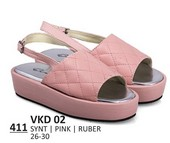 Sepatu Anak Perempuan VKD 02