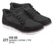 Sepatu Boots Pria VIS 02