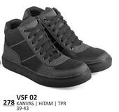 Sepatu Boots Pria VSF 02