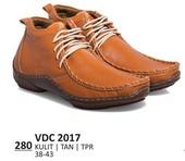 Sepatu Boots Pria VDC 2017