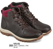 Sepatu Boots Pria VIS 01