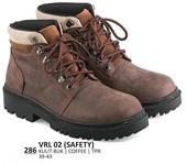 Sepatu Boots Pria VRL 02