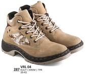 Sepatu Boots Pria VRL 04