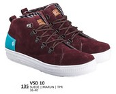 Sepatu Boots Wanita VSD 10