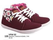 Sepatu Boots Wanita VPW 02