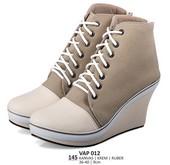 Sepatu Boots Wanita VAP 012