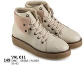 Sepatu Boots Wanita VAL 011
