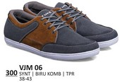 Sepatu Sneakers Pria VJM 06