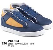 Sepatu Sneakers Pria VDO 04