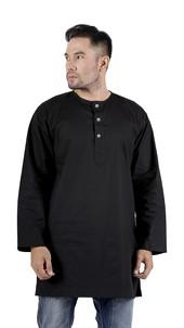 baju koko hitam G 4019