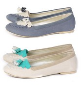 Flat Shoes Wanita Gareu Shoes G 7002