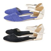Flat Shoes Wanita Gareu Shoes G 7041