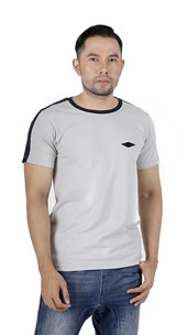 Kaos T Shirt Combed Pria Gareu Shoes G 4412