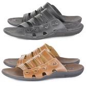 Sandal Kulit Pria Gareu Shoes G 3051