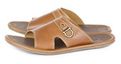 Sandal Kulit Pria Gareu Shoes G 3052