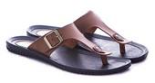 Sandal Kulit Pria Gareu Shoes G 3049