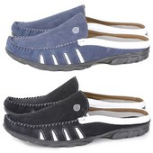 Sepatu Bustong Suede Pria Gareu Shoes G 0200