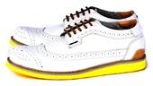 Sepatu Casual Kulit Pria Gareu Shoes G 1047