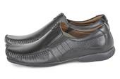 Sepatu Casual Kulit Pria Gareu Shoes G 0215
