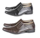 Sepatu Formal Kulit Pria Gareu Shoes G 0165
