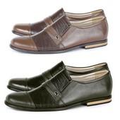 Sepatu Formal Kulit Pria Gareu Shoes G 0166
